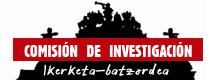 Ikerketa-batzordea - Comisión de investigación